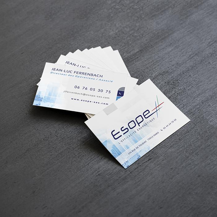 Esope-carte