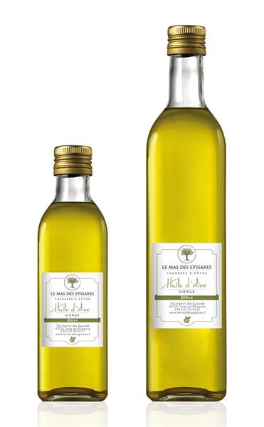 Huile d'olive Mas des Eyssares